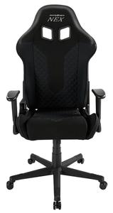Кресло игровое DXRacer NEX EC/OK01/N черный