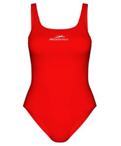 Купальник для плавания Pulse Red, полиамид