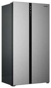 Холодильник Hyundai CS6503FV серебристый