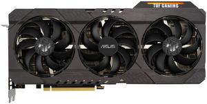 Видеокарта Asus GeForce RTX 3070 [TUF-RTX3070-O8G-V2-GAMING] 8 Гб
