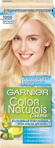 Краска для волос Color Naturals №1000 Кристальный УльтраБлонд Garnier