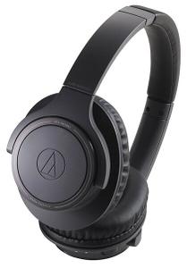 Беспроводные наушники Audio-Technica ATH-SR30BT черный