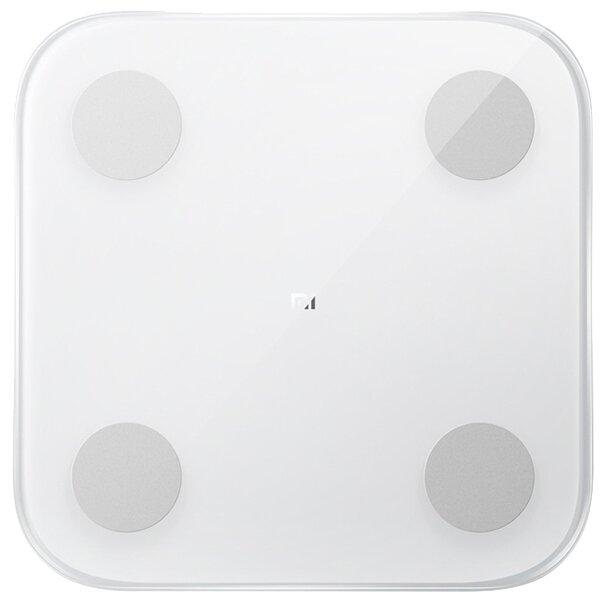 Весы напольные Xiaomi Mi Body Composition Scale 2 белый