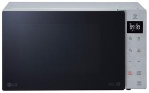 Микроволновая печь LG MS2535GISL серебристый