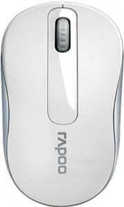 Мышь беспроводная Rapoo M10 белый
