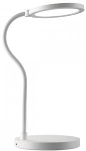 TLD-553 White/LED/400Lm/4500K/Dimmer/USB Светильник настольный, 6W.Встроенный аккумулятор 1200mAh., б/у не более 2-хнедель