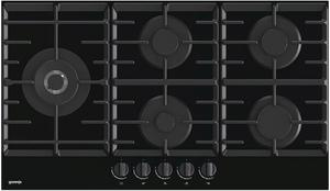 Газовая варочная панель Gorenje GCW951B черный