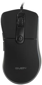 Мышь проводная Sven RX-G940 черный