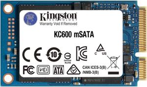 Накопитель SSD Kingston SKC600 [SKC600MS/512G] 512 ГБ