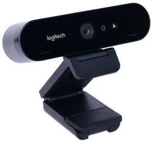 Видеокамера Logitech BRIO 4K Stream Edition (USB3.0, 4096x2160, микрофон) <960-001194>
