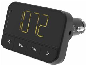 Автомобильный FM-модулятор Ritmix FMT-B200