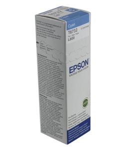 Чернила Epson T6732 Cyan для EPS Inkjet Photo L800