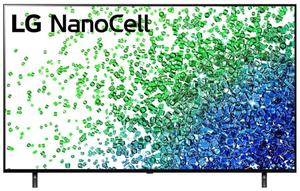 """Телевизор LG 50NANO806PA NanoCell 50"""" (125 см) черный"""