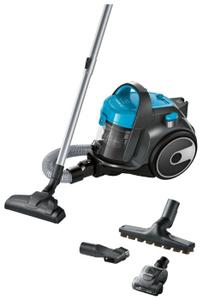 Пылесос Bosch BGS05X240 голубой