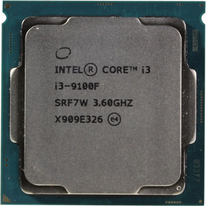 Процессор Intel Core i3-9100F OEM