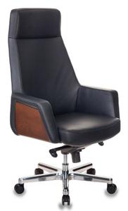 Кресло офисное Бюрократ Antonio черный