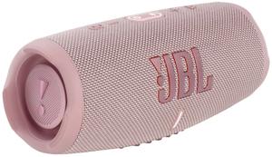 Портативная колонка JBL Charge 5 розовый