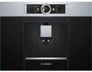 Кофемашина Bosch CTL636ES1 серебристый