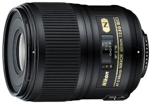 Nikon Nikkor AF-S 60 mm f/2.8 G ED Micro