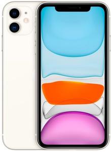 Смартфон Apple iPhone 11 MHDJ3RU/A NEW 128 Гб белый