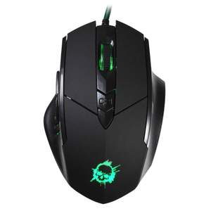 Мышь проводная Oklick 815G INFERNO черный
