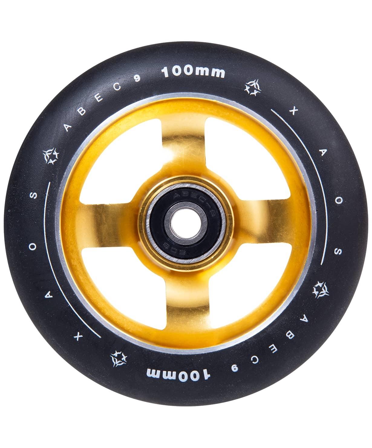 Колесо для трюкового самоката Plus Gold 100 mm