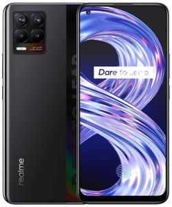 Смартфон Realme 8 128 Гб черный