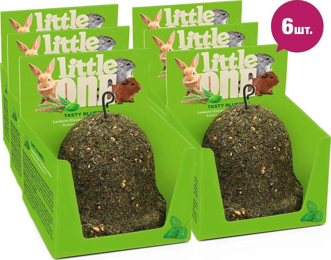 """LITTLE ONE / Лакомство-игрушка для всех видов грызунов """"Колокольчик"""" ( 6 уп.)"""