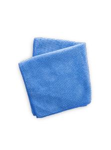 Микрофибра 30х30 цвет голубой Duty Box