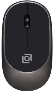 Мышь беспроводная Oklick 535MW черный