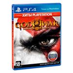 Игра на PS4 God of War 3. Обновленная версия (Хиты PlayStation) [PS4, русская версия]
