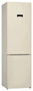 Холодильник Bosch KGE39AK33R бежевый