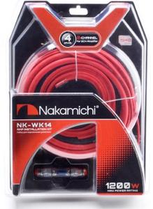 Установочный комплект Nakamichi NAK-NK-WK14 2ch