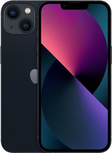 Смартфон Apple iPhone 13 MLP23RU/A 256 Гб черный
