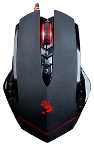 Мышь проводная A4Tech Bloody V8 черный