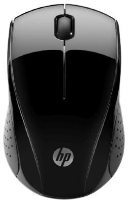 Мышь беспроводная HP Wireless 220 черный