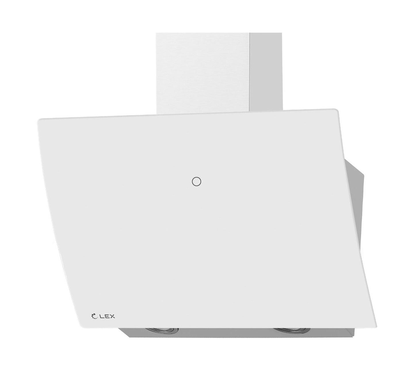 Вытяжка LEX Plaza GS 600 WH белый