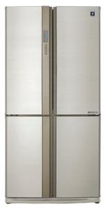 Холодильник Sharp SJEX93PBE бежевый