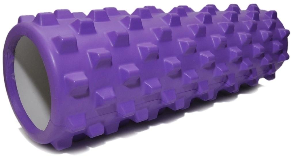 Валик (ролл) для фитнеса рельефный, полый: JD2-45