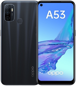 Смартфон OPPO A53 64 Гб черный