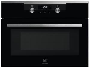 Духовой шкаф Electrolux VKL6E40X черный