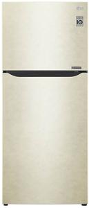 Холодильник LG GN-B422SECL бежевый