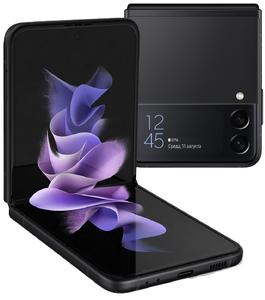 Смартфон Samsung Galaxy Z Flip3 128 Гб черный