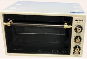 Мини-печь  itimat бежевый (нет стекла, ручки, противней)