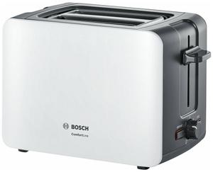 Тостер Bosch TAT6A111 белый