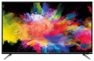 """Телевизор Hyundai H-LED50EU7008 50"""" (127 см) черный"""