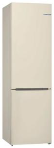 Холодильник Bosch KGV39XK22R бежевый
