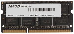 Оперативная память AMD [R538G1601S2S-U] 8 Гб DDR3