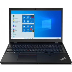 Ноутбук Lenovo ThinkPad P15v (20TQ0042RT) черный