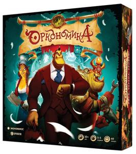 Игровой набор Экономикус Оркономика